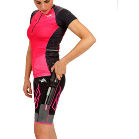 KiWAMi Equilibrium Trail Shorts Women black/pink
